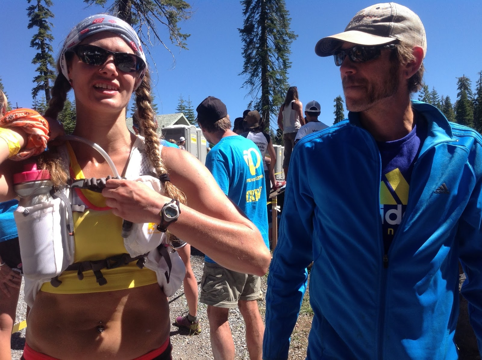 Reinventing the Run: 2013 Western States 100 Mile ...