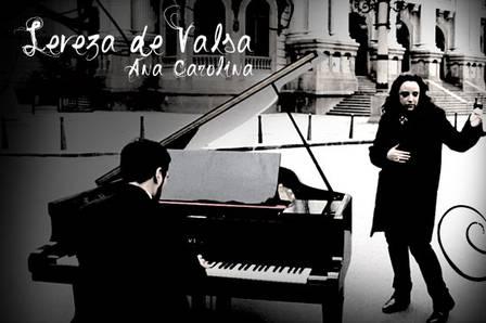 Ana Carolina canta e também dirige seu novo clipe (Foto: Divulgação)