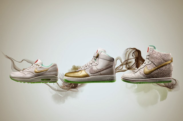 "Nike WMNS ""Year of the Horse"" Pack"