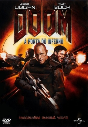 Filme Doom - A Porta do Inferno Blu-Ray 2005 Torrent