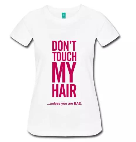 SHOP NATURAL HAIR TEES!