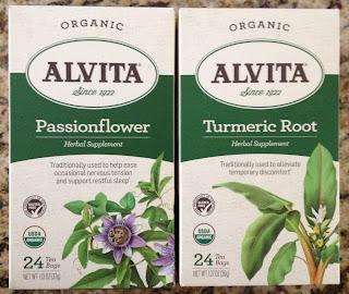 Alvita organic teas