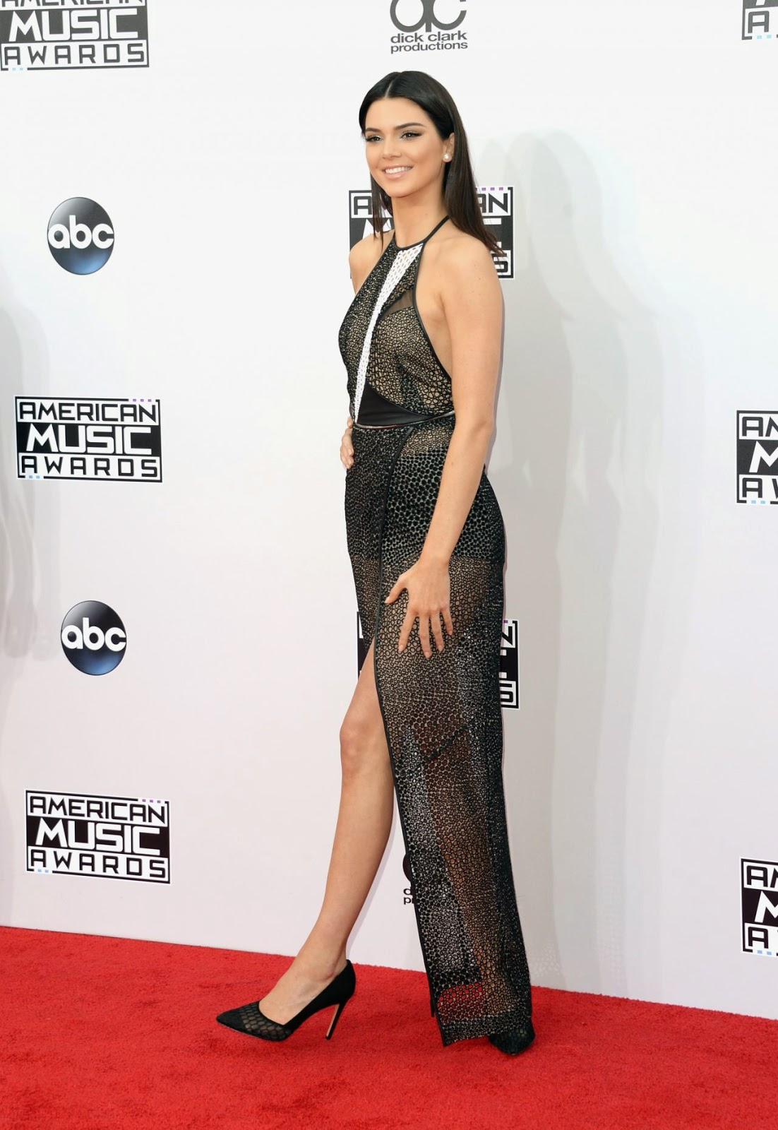 Kendall Jenner -- 2014 American Music Awards