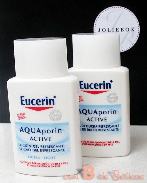 Gel refrescante Eucerin