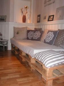 Scandinavian Deko ECO Pallet Furnitures