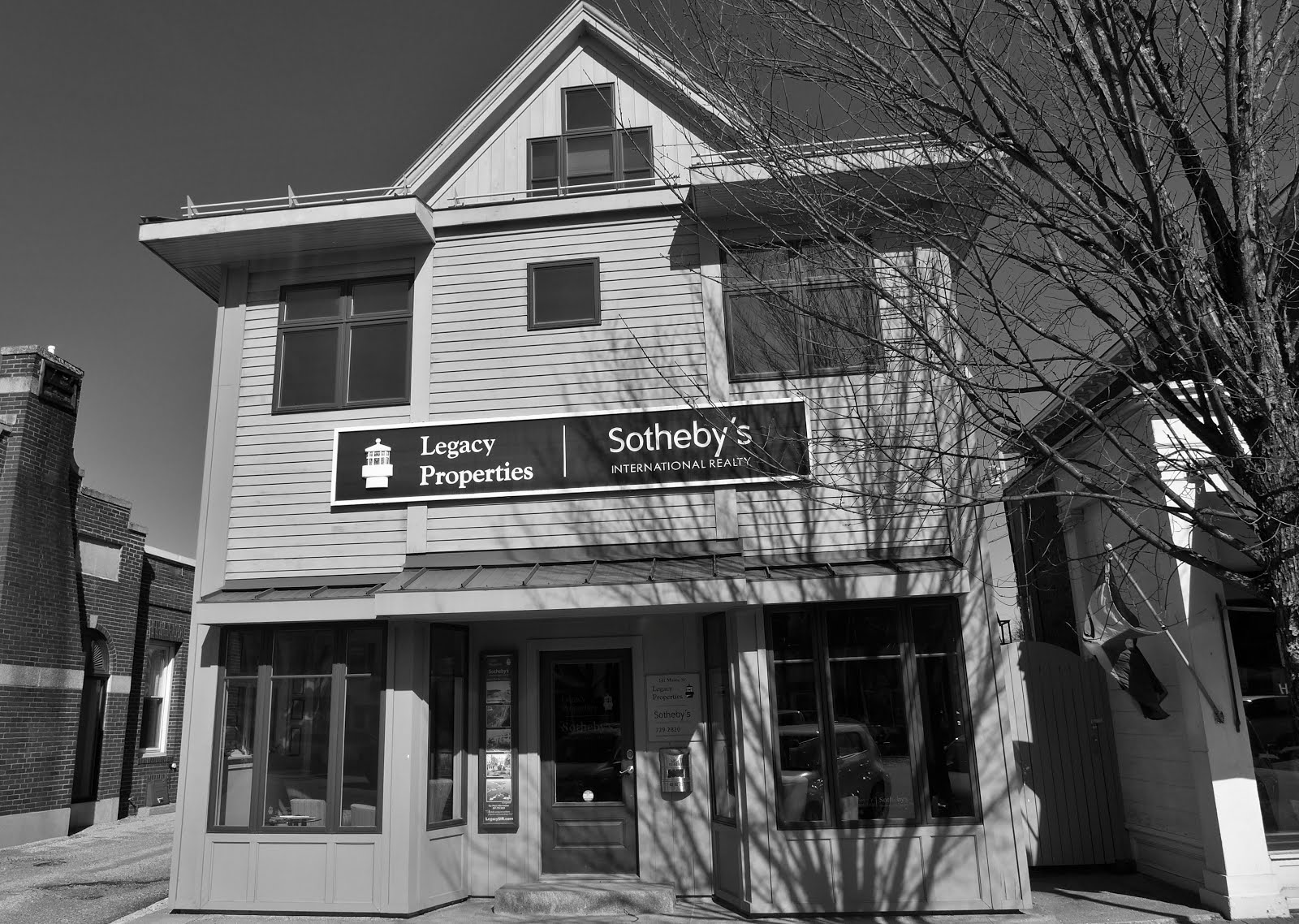 Sotheby's; An International Realtor: Brunswick, Maine