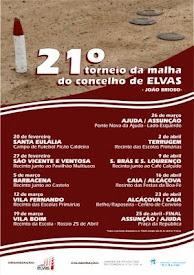 21º TORNEIO DE MALHA DO CONCELHO DE ELVAS - «JOÃO BRIOSO».