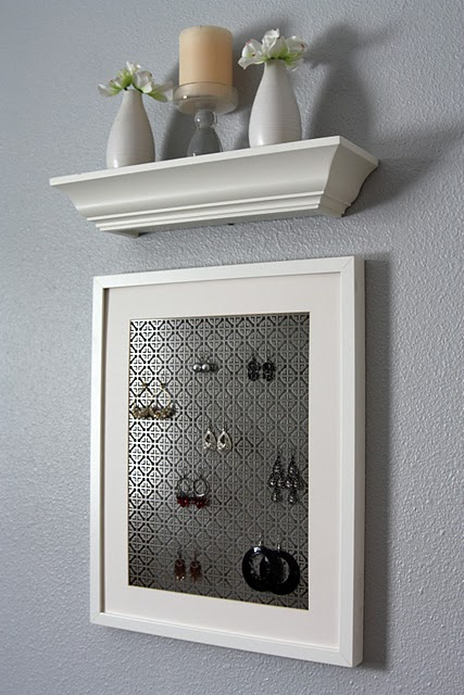 Jewelry Organization