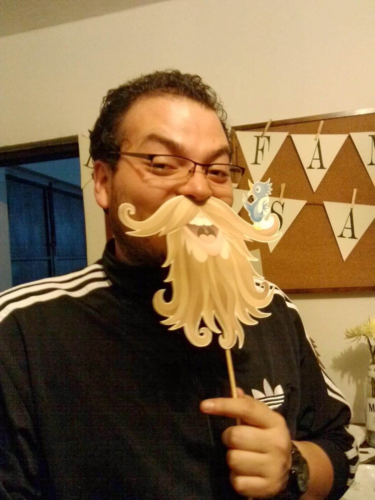 fiesta de barbas