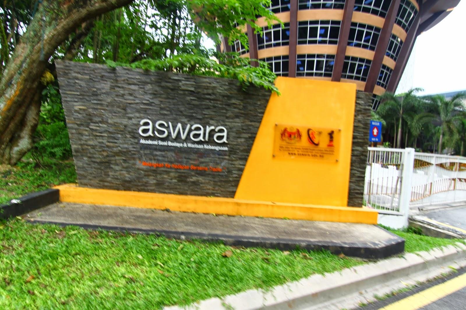 ASWARA Akademi Seni dan Warisan Malaysia