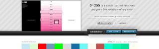 Herramientas para elegir colores