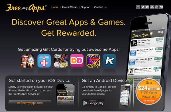 Cara Mudah mendapatkan Gems COC dengan free my app