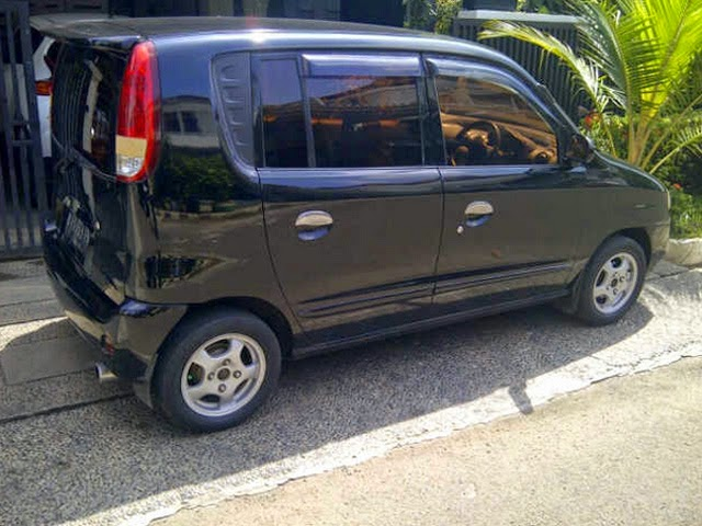 Modifikasi Hyundai Atoz 2000