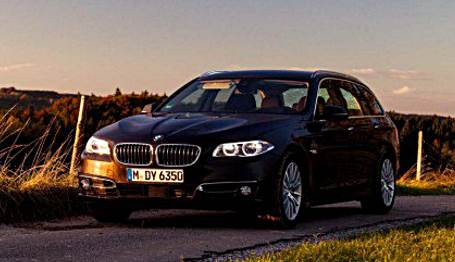 2016 BMW 530d Touring Review