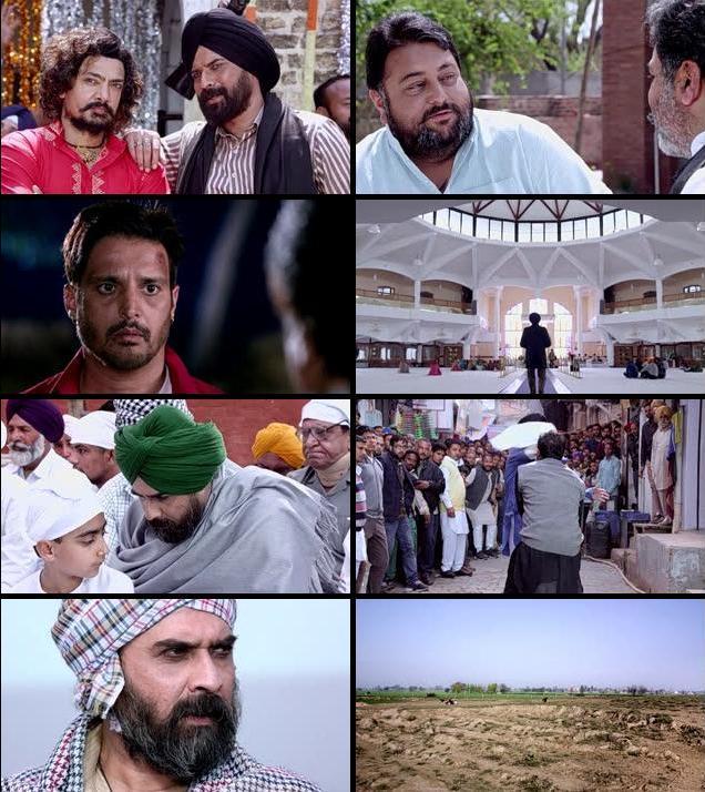 Shareek 2015 Punjabi DVDRip x264 700mb ESubs
