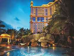 Hotel Mewah Populer di Kuala Lumpur - Sunway Resort Hotel & Spa