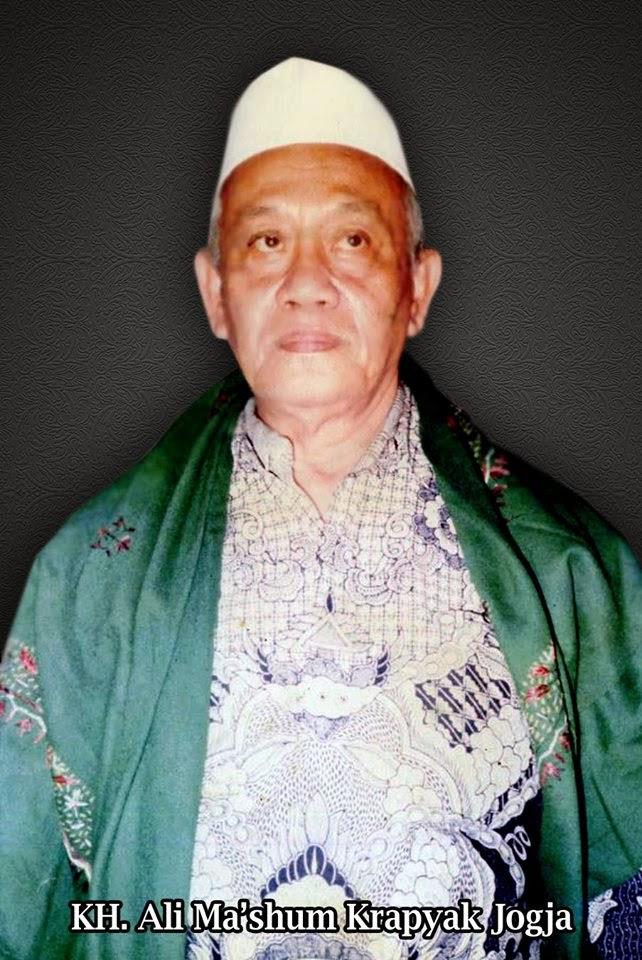 KH. Ali Ma'shum Krapyak Yogyakarta