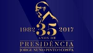 Jorge Nuno Pinto da Costa 1982 - 2017