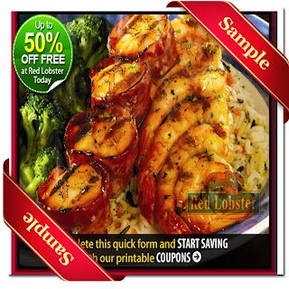 50% off red lobster coupon discount