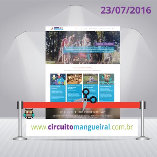 Circuito Mangueiral - Novo site do bairro Jardim Mangueirl