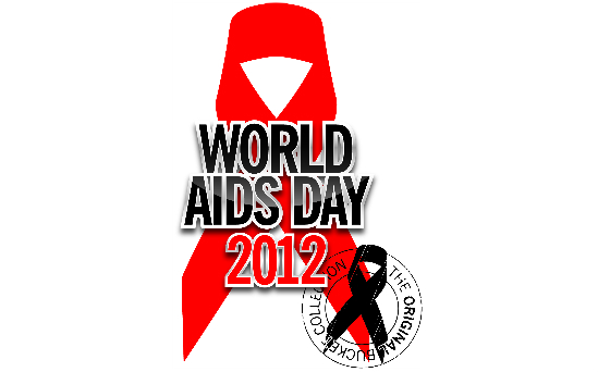 logosociety: World Aids Day 2012 logo