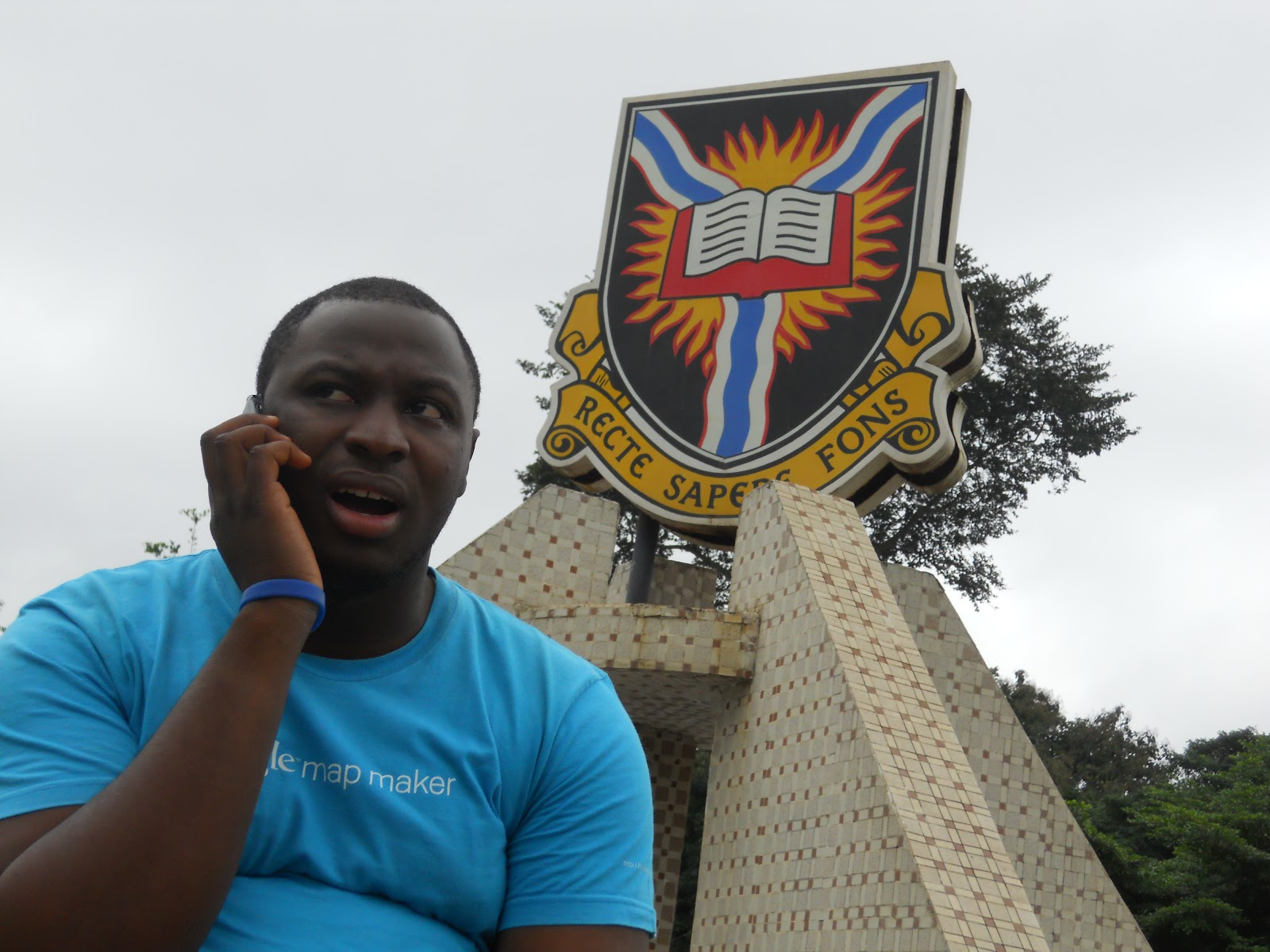 interview google star ambassador the ian campus it s more about spotting opportunities and matching them up a course of study a vocation or an idea to create value adepoju emmanuel abiodun s story