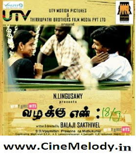 Click Here to Download Vazhakku Enn 189 (2012)MP3 Songs Free Download