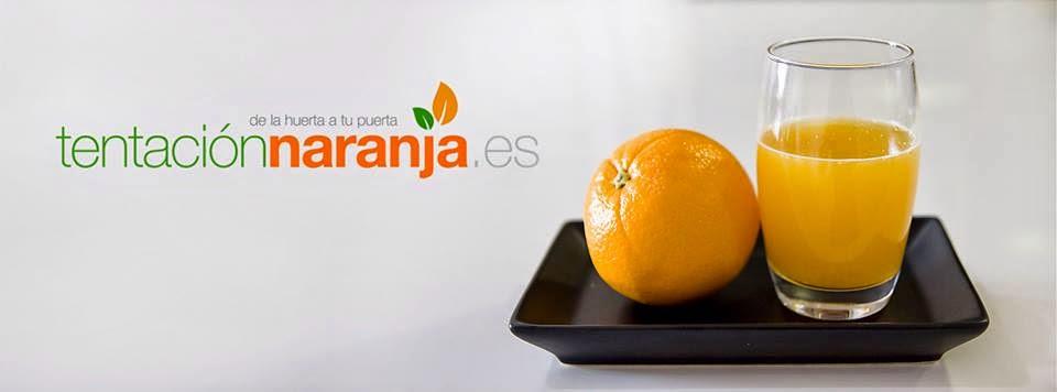 Tentación naranja.es