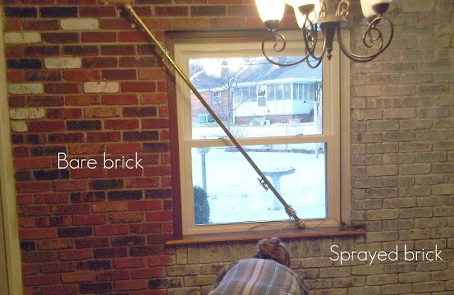 brick wall painting ideas