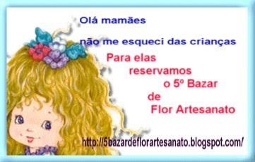 4º bazar>>ALEGRANDO AS CRIANÇAS