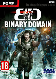 Binary Domain SKIDROW