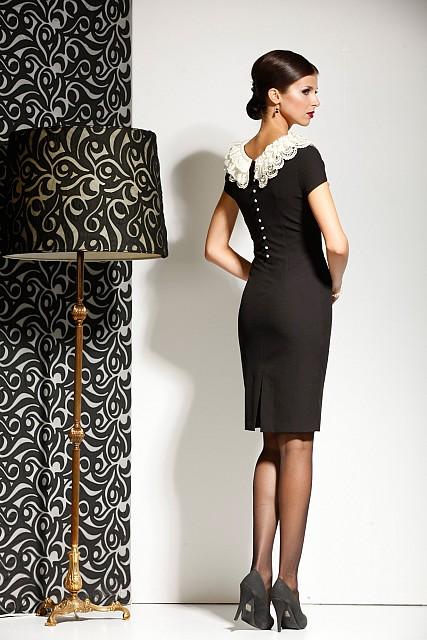 Модели платьев в стиле шанель