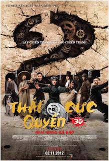 Phim Thái Cực Quyền 2: Anh Hùng Bá Đạo - Tai Chi Hero [Vietsub] 2012 Online