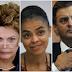 Datafolha: Dilma e Marina empatadas com 34%; Aécio tem 15%