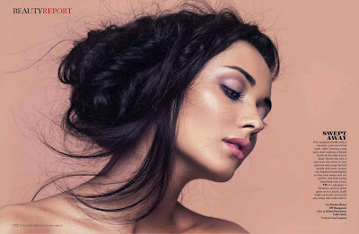 Beatiful Amy Jackson picture vogue beauty magazine