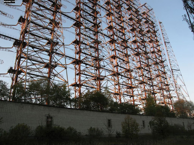 World Of Mysteries The Abandoned Giant Duga 3 System