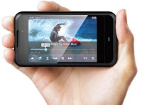 using video on a smart phone