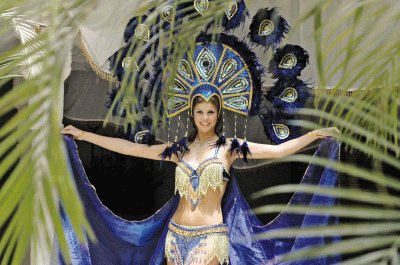 Brazil traditional dress images