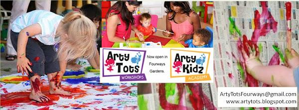 ArtyTots And ArtyKidz Blog