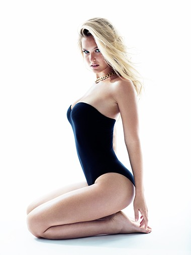 Bar Refaeli – GQ UK Magazine Photoshoot