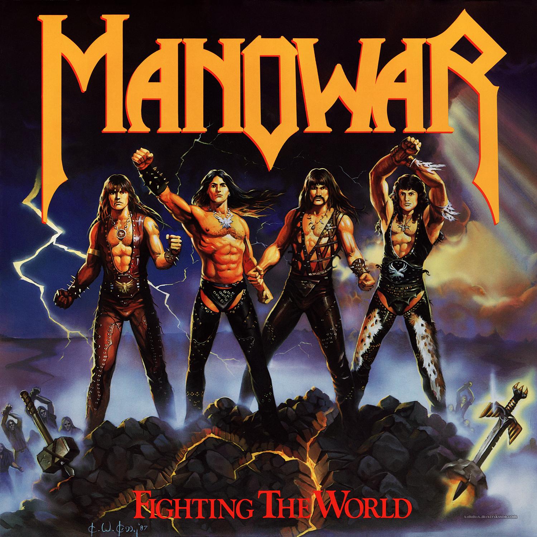 manowar fighting