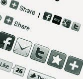 Cara Pasang AddThis Share Button di Blog