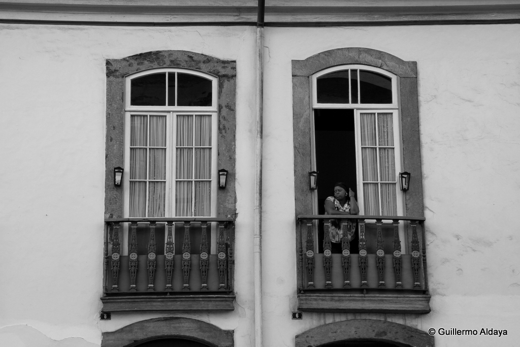 In Ouro Preto (Minas Gerais, Brazil), by Guillermo Aldaya / PhotoConversa