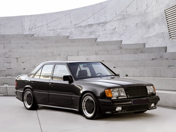 modifikasi mercedes benz 300e