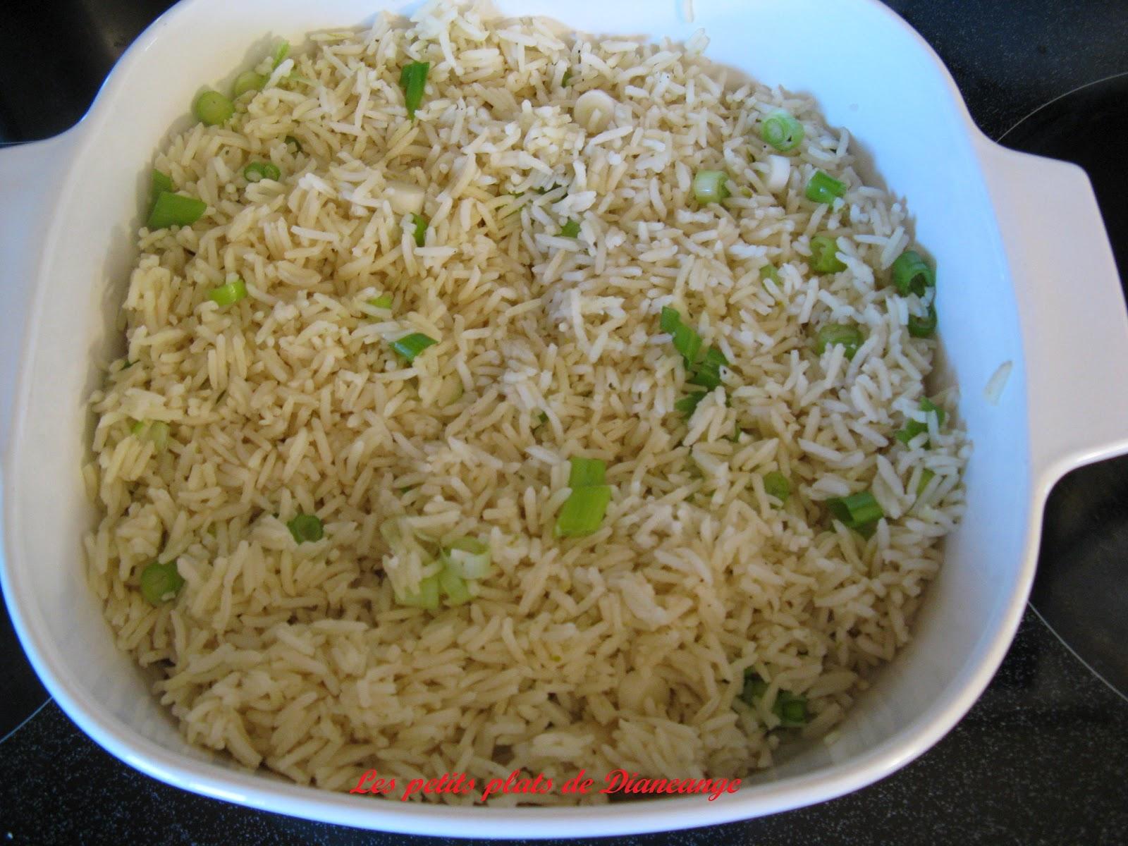 Les petits plats de diane ange riz la lime - Absorber l humidite avec du riz ...