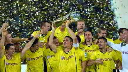 Borussia Dortmund Campeón de la Supercopa Alemana