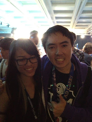 TheOddOne from Team Solo Mid Xpecial Smile
