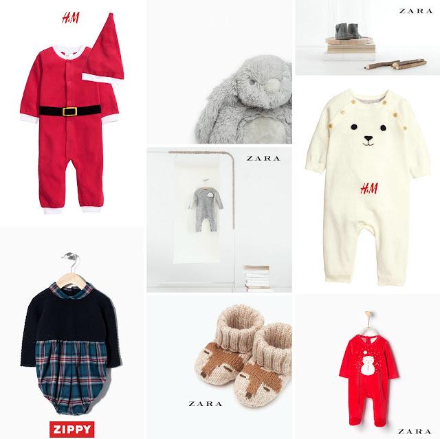 Moda Bebe Navidad