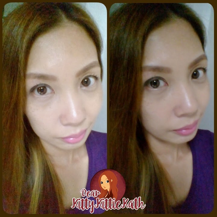 Product Review Air Optix Colors Contact Lens Dear Kitty