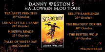 #ScarecrowBook Tour